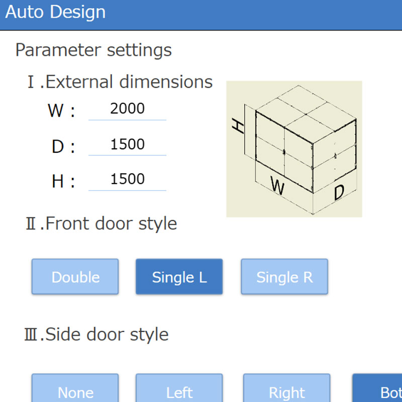 OMKS AutoDesign screenshot 3